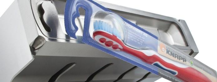 牙刷超声波焊接
