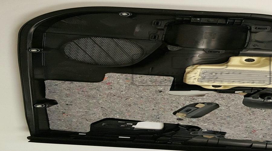汽车门板焊接