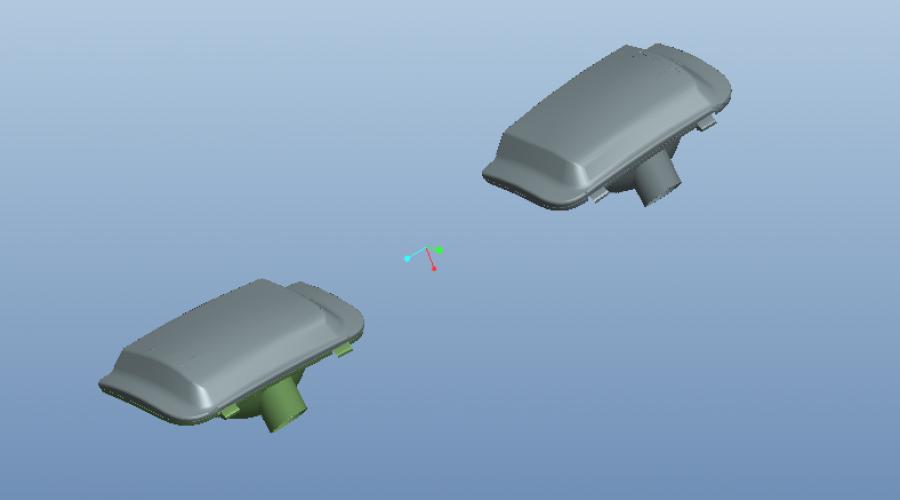 江铃汽车灯具超声无缝焊接